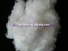 optical bright psf fiber for stuffing filling spinning1.4D 15D 7D