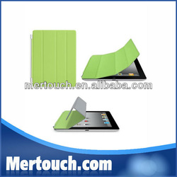 Newest Design 3 Fold Stand Magnetic Smart cover for ipad 2 3 4 Smart cover