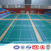 indoor used portable badminton court mat for sale