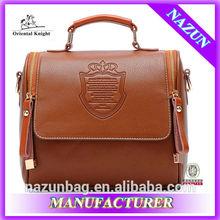 Korean popular fashion lady hot designer shoulder bag online shopping