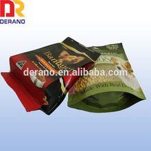 Laminated plastic packaging fishing bait ziplock bag