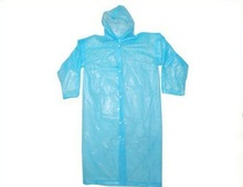 Promotional Raincoat Advertising Plastic Rain Poncho