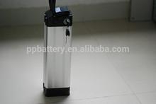 Hot Sale ! silver fish LiFePO4 48V E-bike lithium battery pack