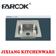 used kitchen wholesale stainless steel trough