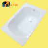 1000mm enamel steel small deep bathtub