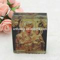 icona ortodossa cristallo decorativi
