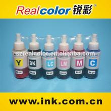 Alta calidad 70ml 100 ml uv tinta for epson L200
