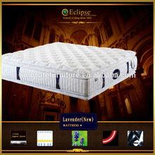 pillow top pocket spring mattress