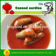 Best Canned sardine 155g