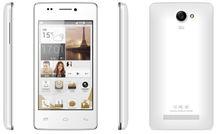 Glass+FILM Capacitive Touchscreen dual sim 3G smart phone MTK6572