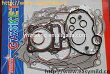 CG200 motorcycle engine full gasket, cylinder gasket
