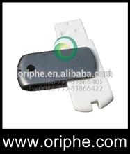 2014 Hot Sell Swivel USB 2.0 Flash Drive and Free Logo