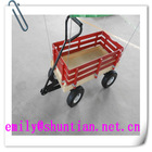 heated baby stroller / wooden baby carriage / baby stroller