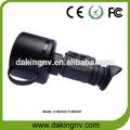 Visão noturna vista óptico/rifle nv, super tubo intensificador de imagem de visão noturna