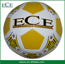 hot sale team sport soft synthetic leather soccer ball football pakistan