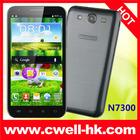 5.7 Inch Android 4.0 MTK6577 Dual Core 1G RAM 3G GPS Smartphone Changjiang N7300