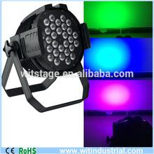 Long warranty 36pcs high bright led stage par light