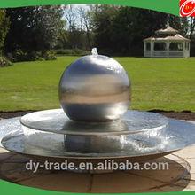 Fashion Decorative Water Fountain Steel ball