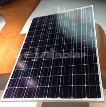 Carbon free energy solar cell 260w monocrystalline silicon solar panel ,TUV IEC61215 IEC61730 CEC FCC ISO CE