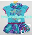 1-6years infantil butterfly embroiderd vestido partido profissional ballet tutu trajes de carnaval para meninas moda plissado saia tutu