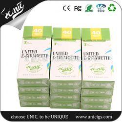 UNIC disposable electronic cigarette mini electronic cigarette hookah shisha charcoal