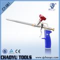 La construcción de materiales de construcción para la construcción/más popular de la pistola de espuma recubierta de teflón cy-081