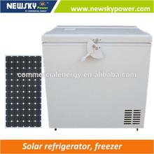 Best quality dc 12v 24v freezer chest freezer solar freezer