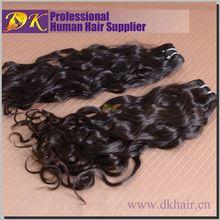 Natural hair HS Code 6703000000 Brazilian virgin hair sale