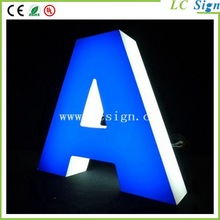 3d letter sign 3d letter carving machine foam letters