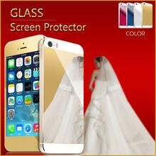 Mirror anti shock mobile phone galaxy screen protector roll
