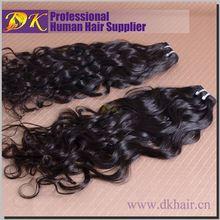 Natural hair HS Code 6703000000 Cheap virgin brazilian natural wave hair