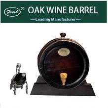 wooden barrel antique imitation color