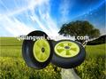 Plástico 4.00-8 wheelbarow atacadista de pneus