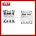 El cuadrupolo icbs2 de inyección de plástico molde para las fugas switch\air breaker\dc circuito interruptor de circuito