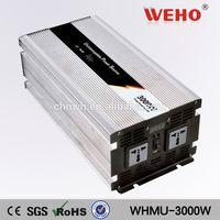 Newtest design 3000w 12v 220v one world inverter with charger