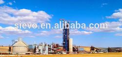 cement making equipment / soil cement mixing equipment / Cement Line