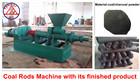 factory price coal dust briquette making machine coal powder extruder machine