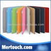Slim Triple Flip Smart Cover PU Leather Case For ipad Air