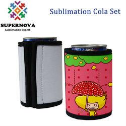 Blank Sublimation Neoprene Beer Cooler ,Personalize Beer Can Cooler