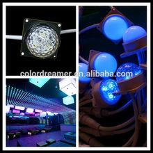Dmx led dot lâmpada DMX controlável boate, Disco, A construção de decoração