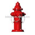 hydranten gegossen Produktion eisen gerillt rohrflanschen