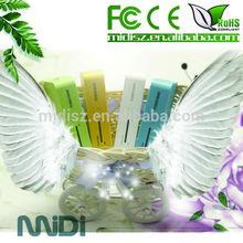 2014 new arrival branded power bank the big prefume 5200mah for you
