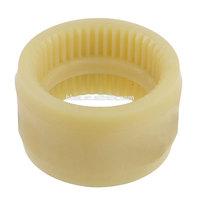 Plastic nylon sleeve gear coupling,nylon teeth gear shaft coupling sleeve