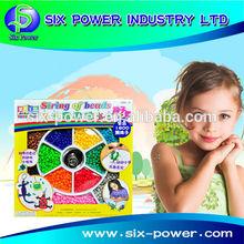Hot selling diy beads kit,diy educational toys