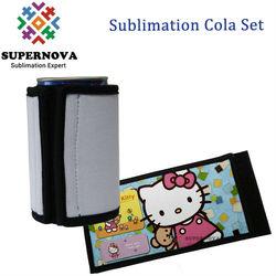 Blank Can Cooler ,Sublimation Neoprene Can Cooler Holder