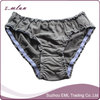 Black girls under garment panty with frill decoration