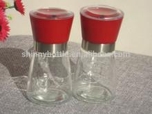 manual salt grinder, pepper mills, spice jars
