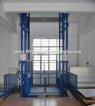 hydraulic lifting elevator guide rail