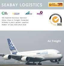 Very Quick air freight cargos shipping to Kota Kinabalu