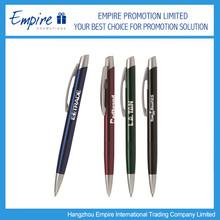 Top seller lowest price new design ball pen manufacturer
